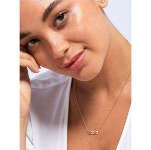 Stella & Dot XOXO Necklace